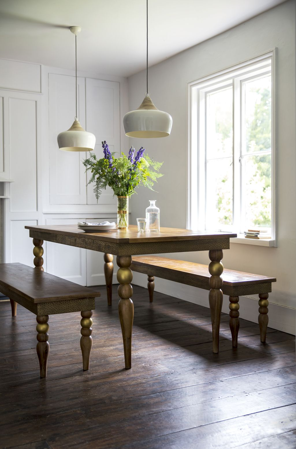 Royal Dining Table And Bench Www Atkinandthyme Co Uk