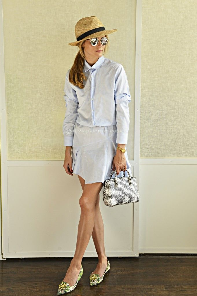 Absolutely Stunning: Olivia Palermo - THE OLIVIA PALERMO LOOKBOOK