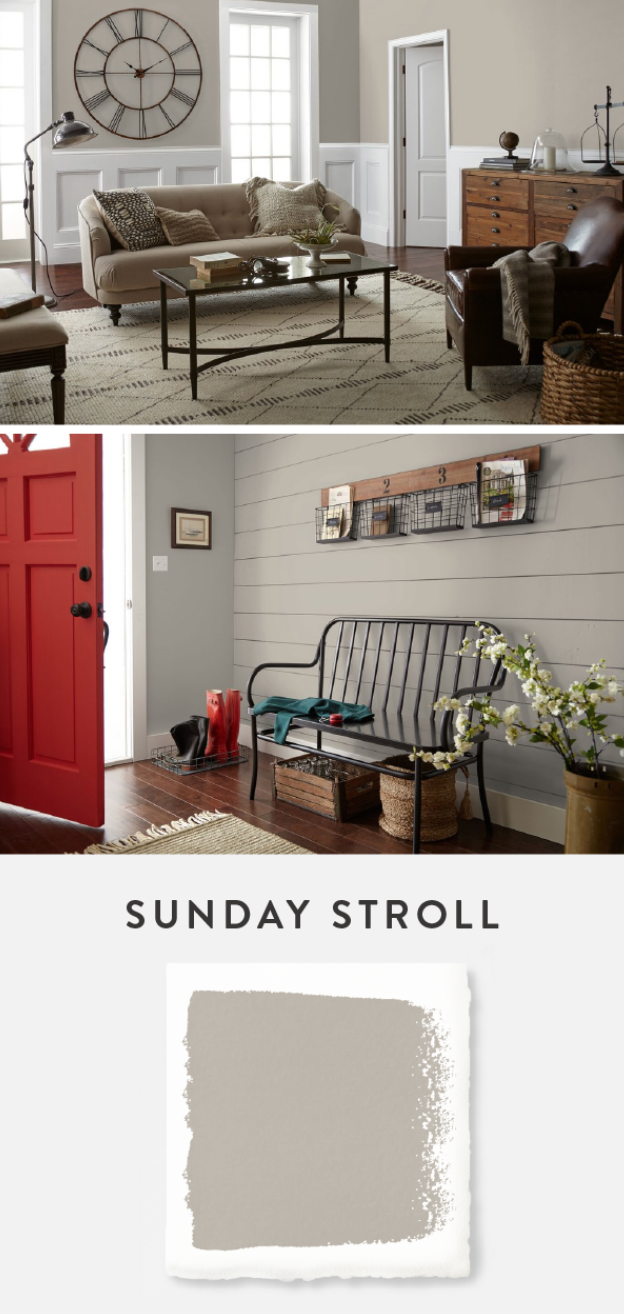 Sunday Stroll Interior Paint Home Interior House Colors Paint Colors For Home