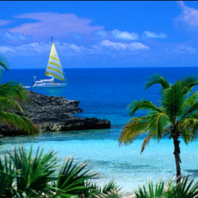 Island Beach People: Bahamas! Such A Great Place To Vacation! The Nicest People