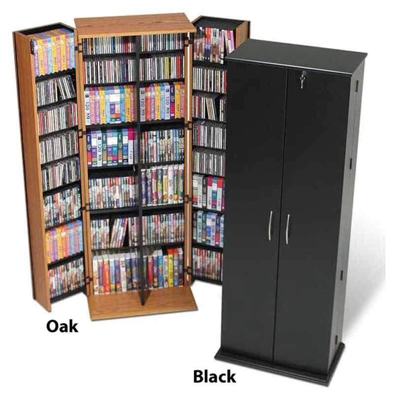 Merveilleux Free Shipping With Discount Prices On This Grande Locking Media Storage  Cabinet VS 0287  · Dvd Storage ShelvesMedia ...