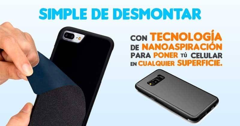 Blog - Rompe la gravedad con Magic Nano Case Yaxa Tienda Online. Compra 75f14af3784