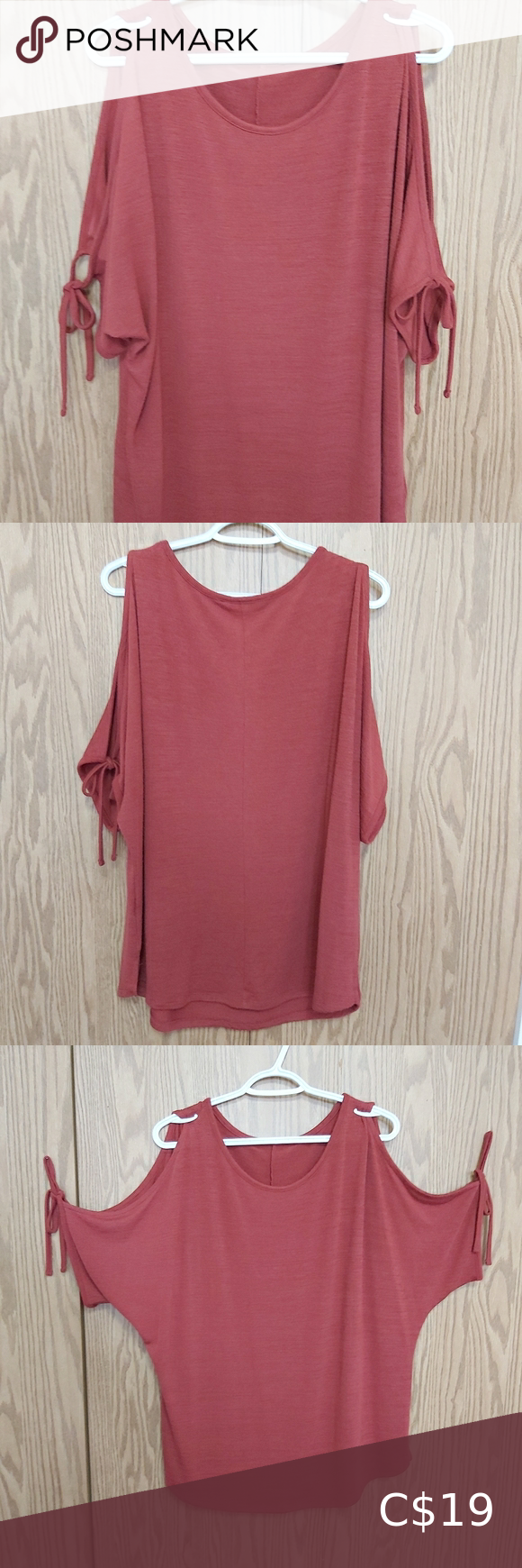 Ladies Sweater Very light weigh sweater. The sleeves add a