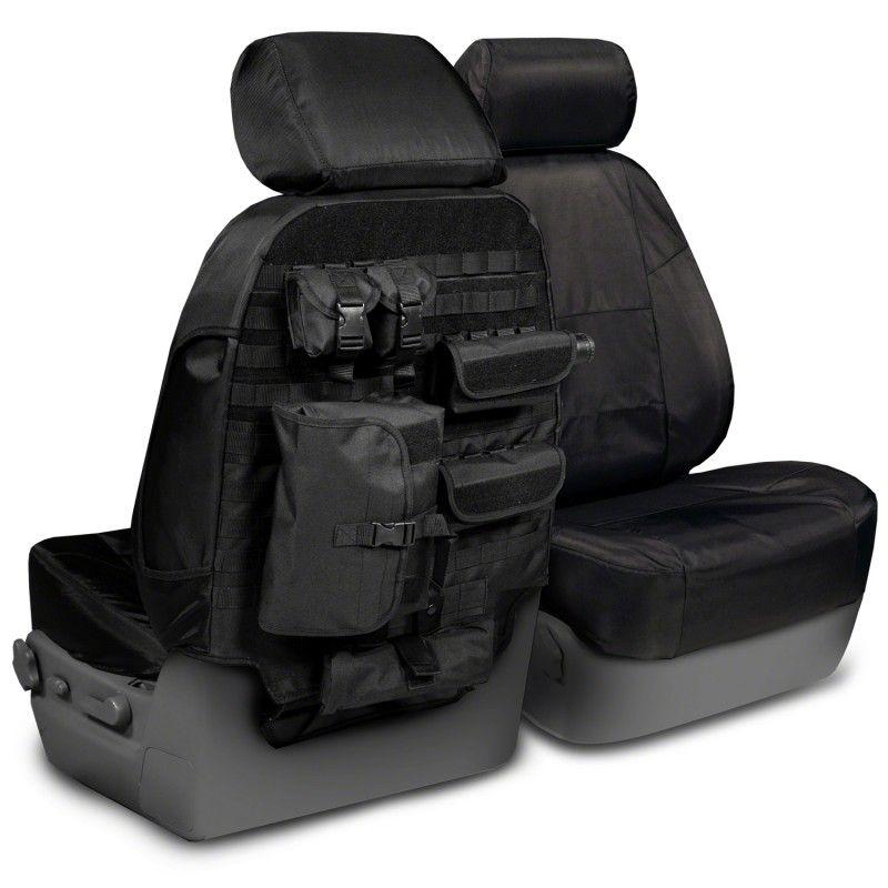 Superb Ballistic Black Tactical Seat Covers Truck Ideas Creativecarmelina Interior Chair Design Creativecarmelinacom