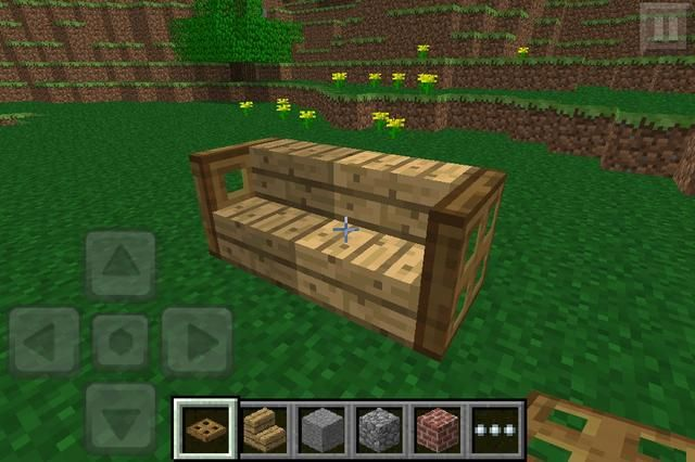 Then Open The Trapdoors And There You Go A Bench With Images