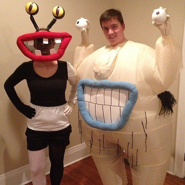 17+ images about Ahh Real Monsters Costumes on Pinterest