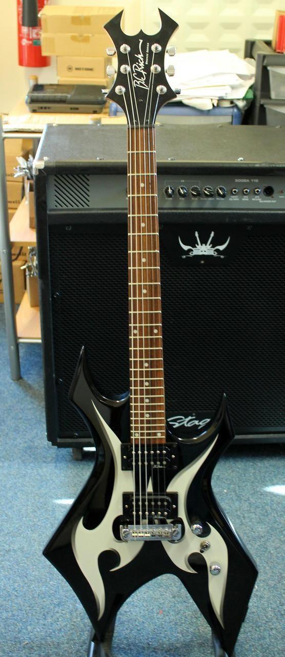 Bc Rich Warlock Metal Master Bronze Series Guitar Design Bronze Bc Rich Guitars