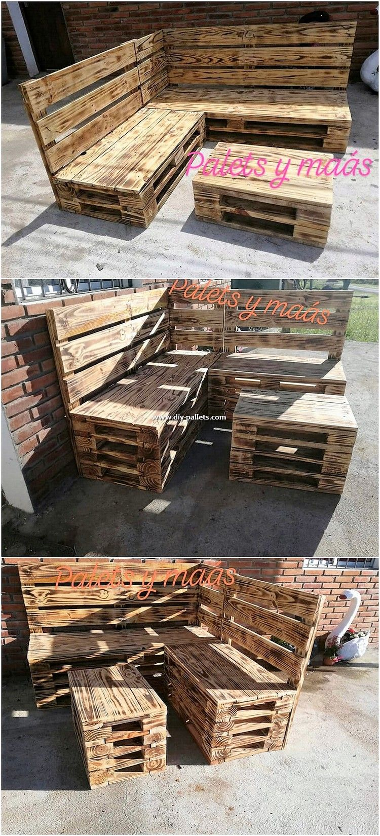 Charming Wood Pallet Ideas You Can DIY This Weekend ...