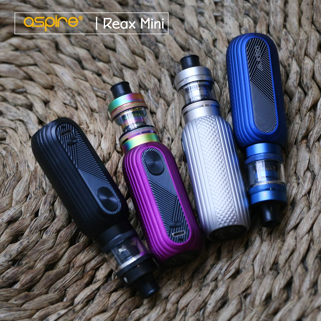 Aspire Now Brings You A Great New Mini Kit Introducing A