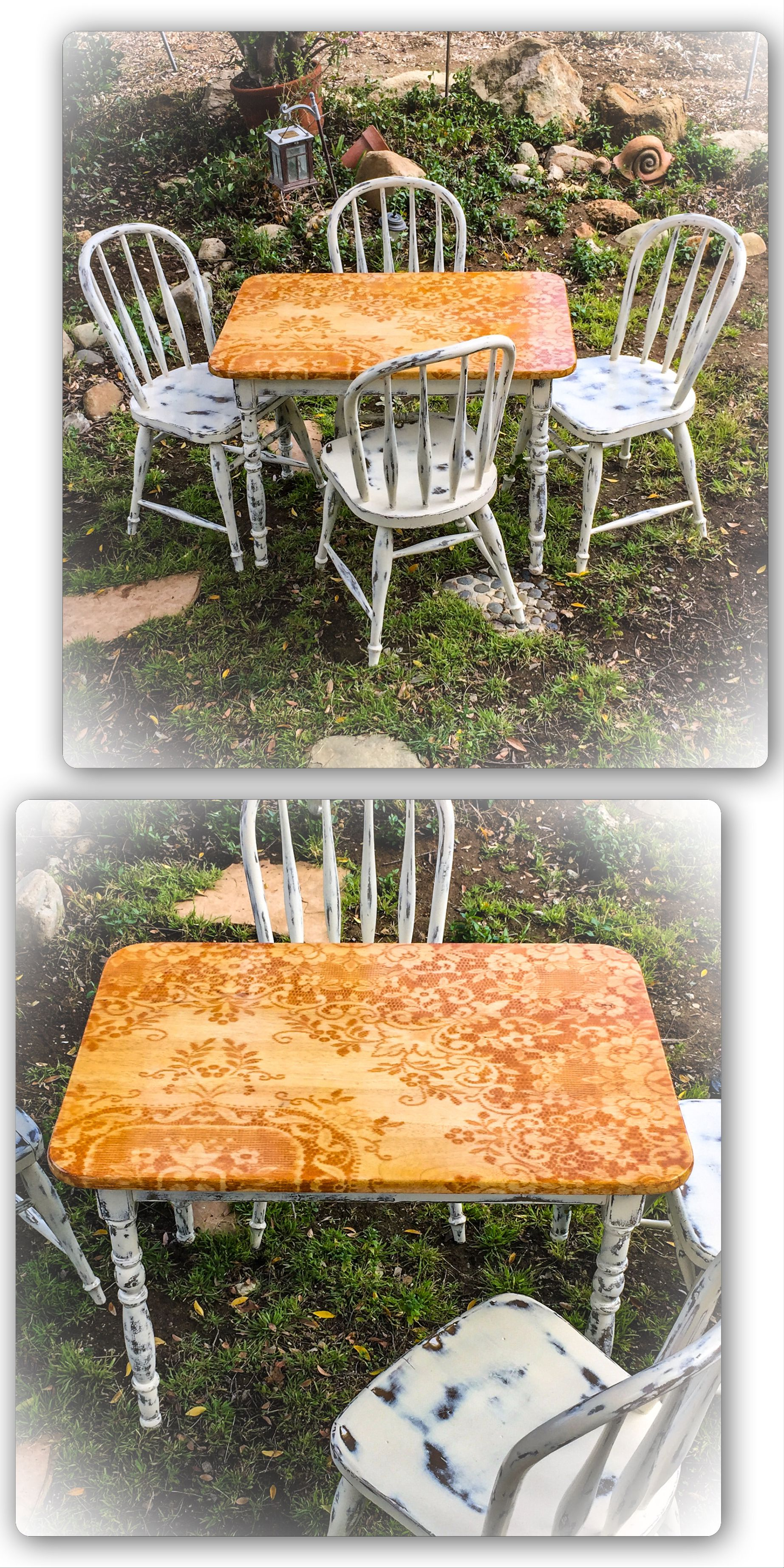 shabby chic childrens furniture. Vintage, Kid\u0027s Table \u0026 Chair Set, White, Shabby Chic, Children\u0027s And Chairs, Farmhouse Style, French Country, Chic Table, Wood, Kids Childrens Furniture U