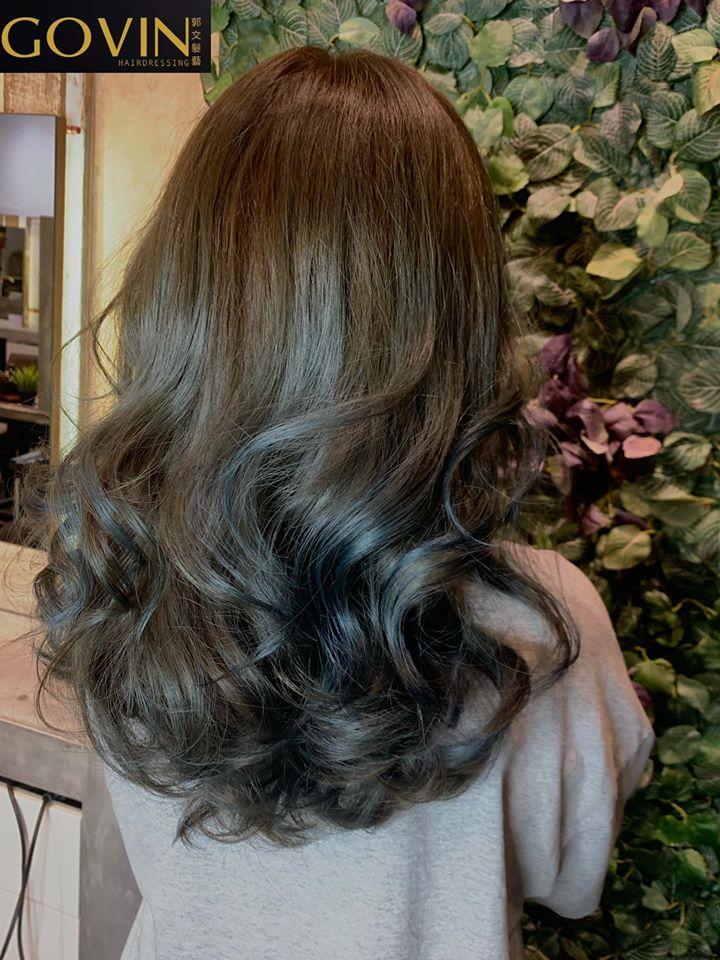 Korean Digital Perm Korean Naturally Wave Perm In Singapore Organic Hair Salon Singapore Korean Wavy Per Permed Hairstyles Digital Perm Korean Hair Color