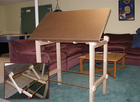 Awesome Drafting Table Diy