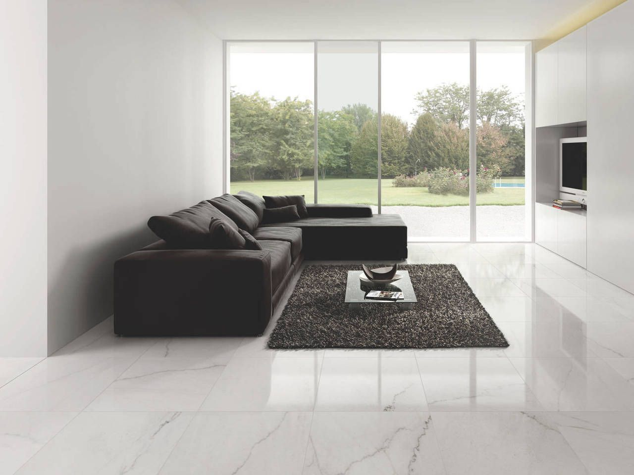 Carrara Porcelain Series 12 X 24 On Sale 3 98 Sq Ft Living Room Tiles Living Room Vinyl Flooring Living Room Vinyl