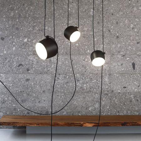 Flos Aim Small Led Pendant Light Ylighting Com Pendant Ceiling Lamp Pendant Lighting Flos Lighting Pendants