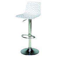 Tabouret de bar SPIDER Blanc Achat Vente ○ Tables et chaises