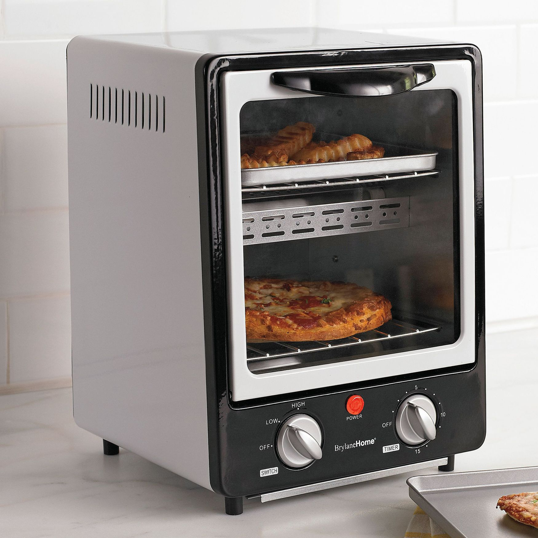Tiny And Efficient Brylanehome Vertical Oven Plus