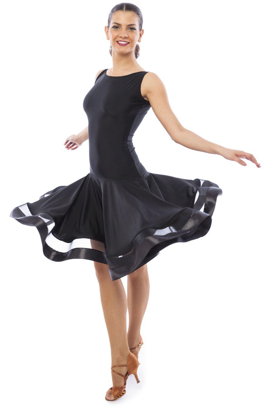 c16892904f8d7 latin practice dress Natalia | Dance in 2019 | Ballroom dance ...