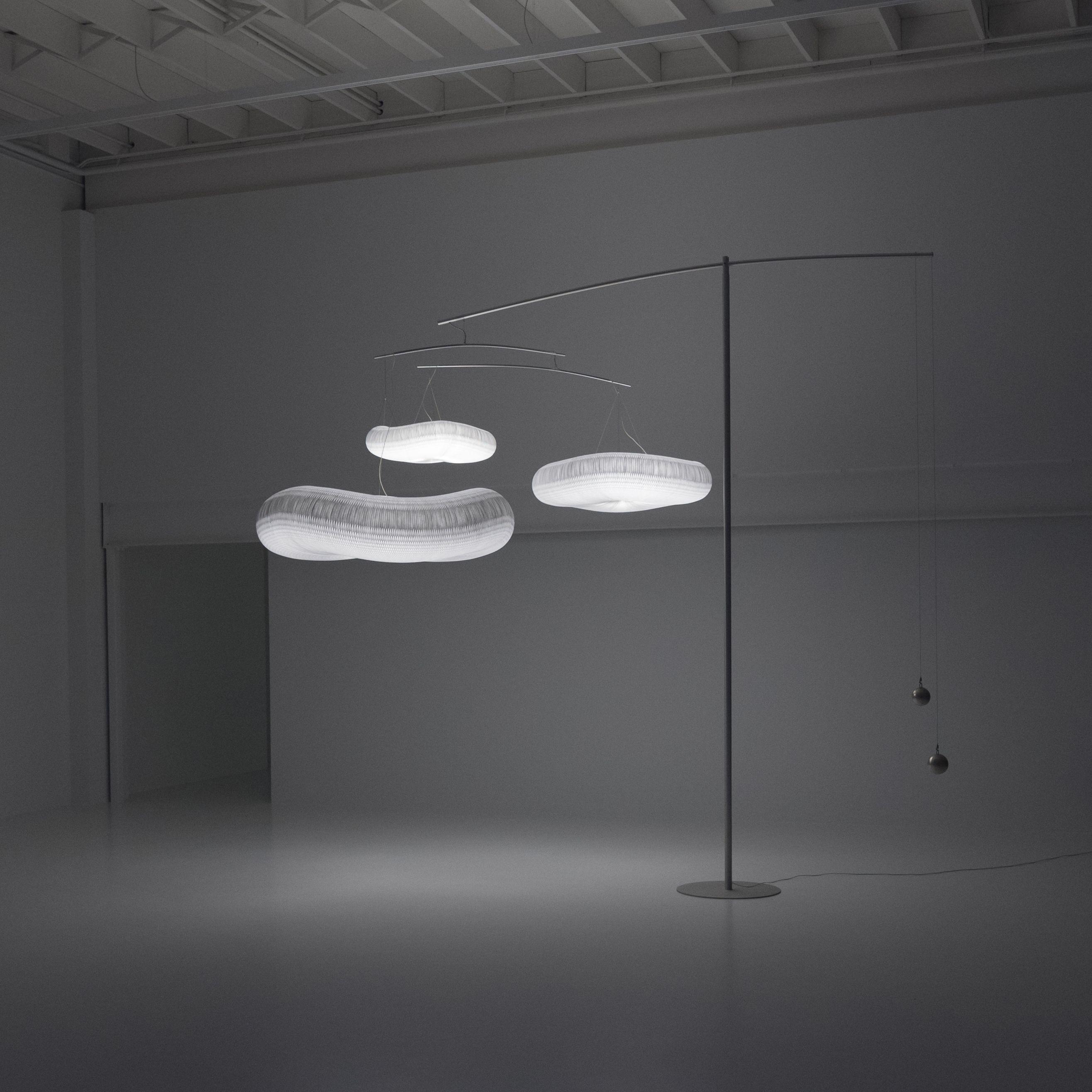cloud mast designer lamp floor lamp gulv lampe molo