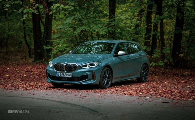 Can The Bmw M135i Take On The Volkswagen T Roc R In 2020 Bmw Volkswagen Bmw S