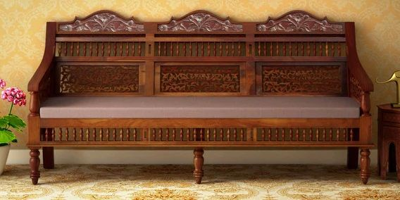 Enhance The Look Feel Of Your Living Room With Taksh Solid Wood