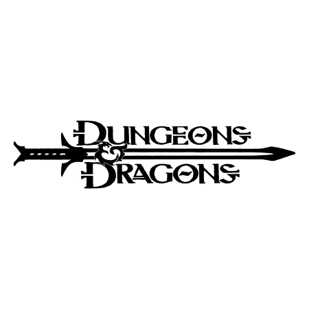 Vector Logo Dungeons Dragons Dungeons And Dragons Dungeons And Dragons Art D D Dungeons And Dragons