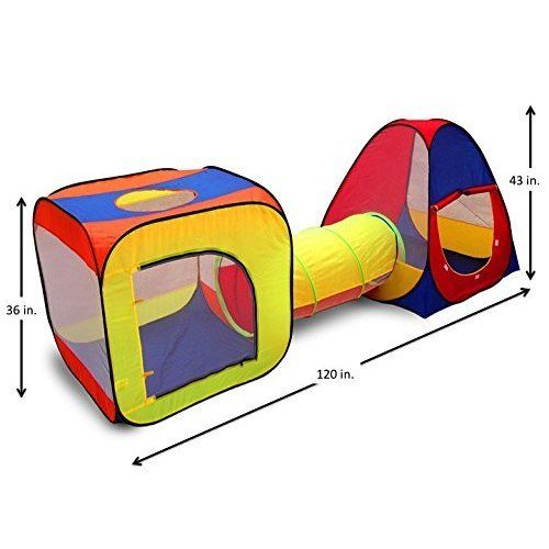 6-feet Play Tunnel Toy Tent Child Kids Pop up Discovery Tube Playtent  sc 1 st  Pinterest & 6-feet Play Tunnel Toy Tent Child Kids Pop up Discovery Tube ...