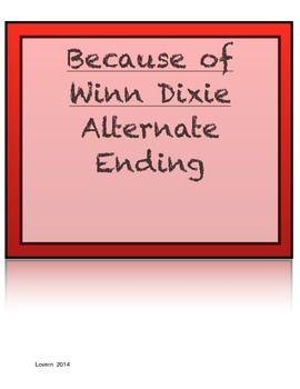 because of winn dixie ending