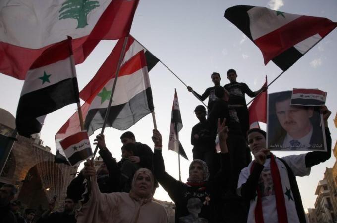 Lebanese Sentiment On Syria Opinion Arab Spring Opinion Sentimental