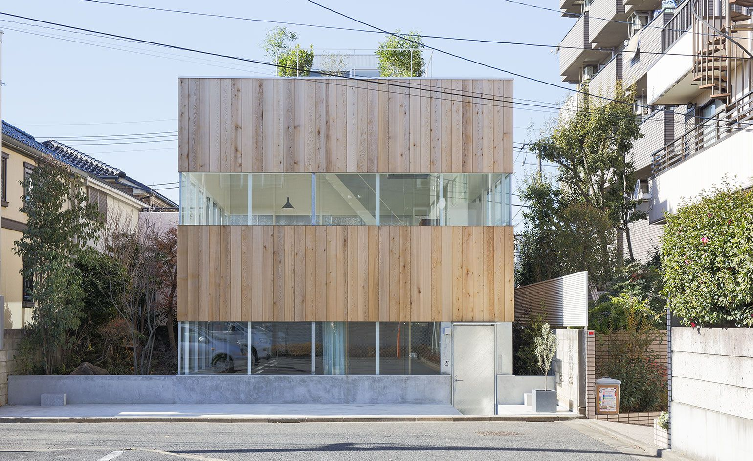 Nerima House Combines The Best Of Swedish And Japanese Architecture