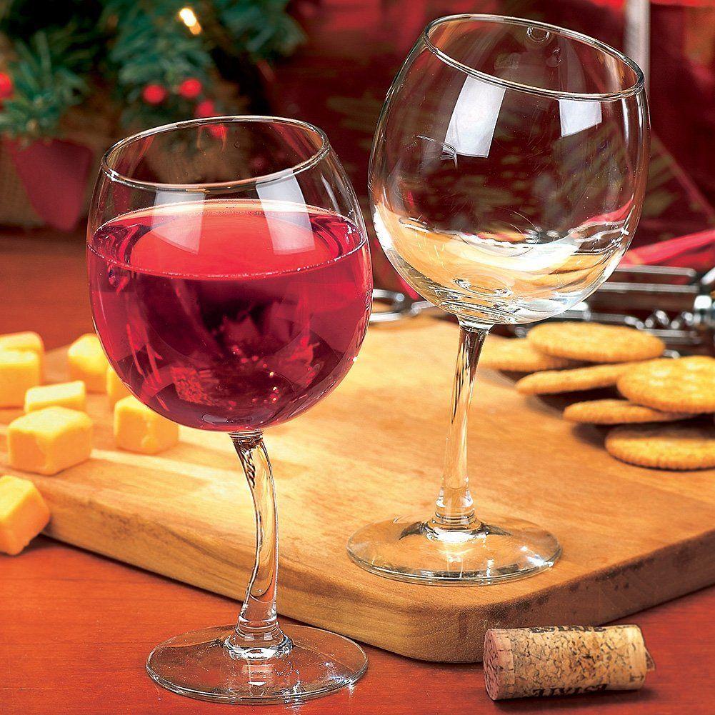 Tipsy Wine Glasses Tipsy Wine Glasses Wine Goblets Wine Glasses