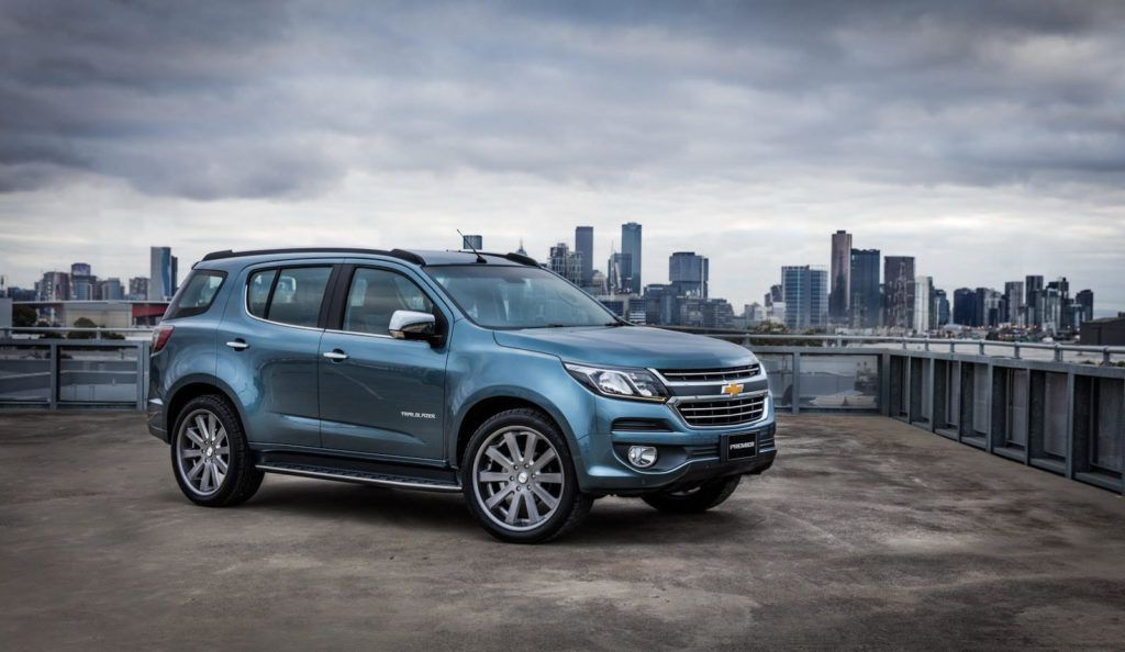 2017 Chevrolet Trailblazer Release Date 2017 Chevrolet