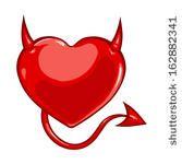devilishly cute art  | Cute Devil Tattoo Clip Art Download 1,000 clip arts (Page 1 ...