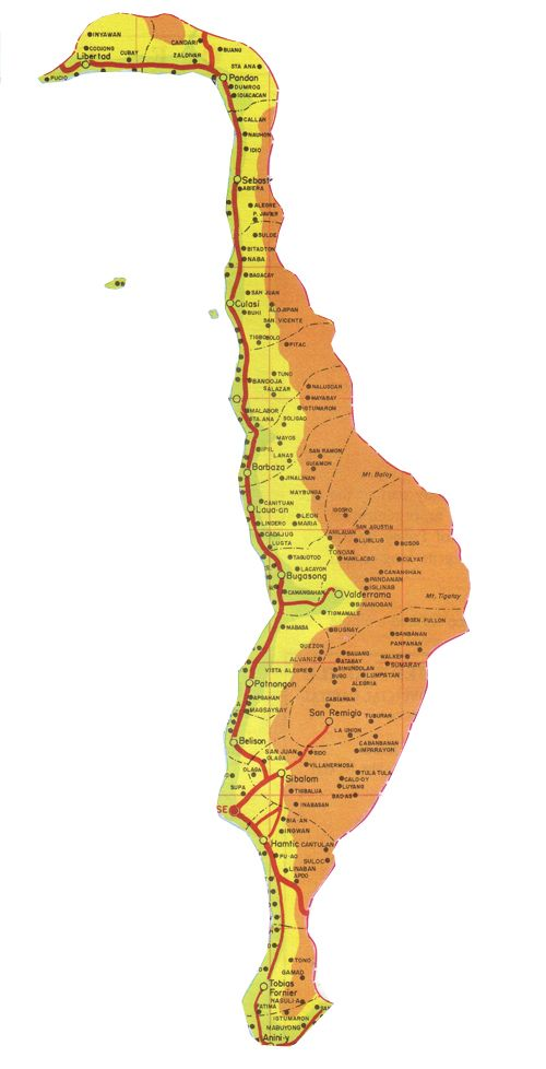 Map of Province Philippines maps