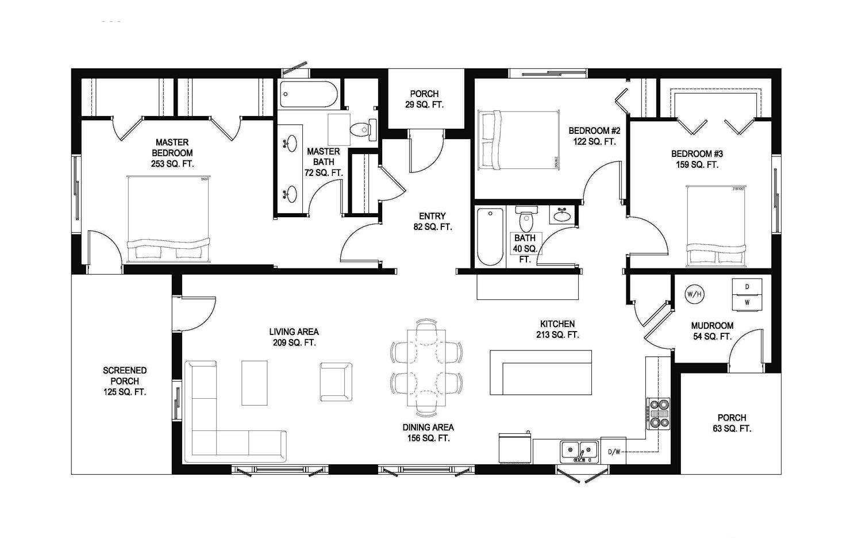 Modern Prefabricated Homes | Solar house plans, Passive ...