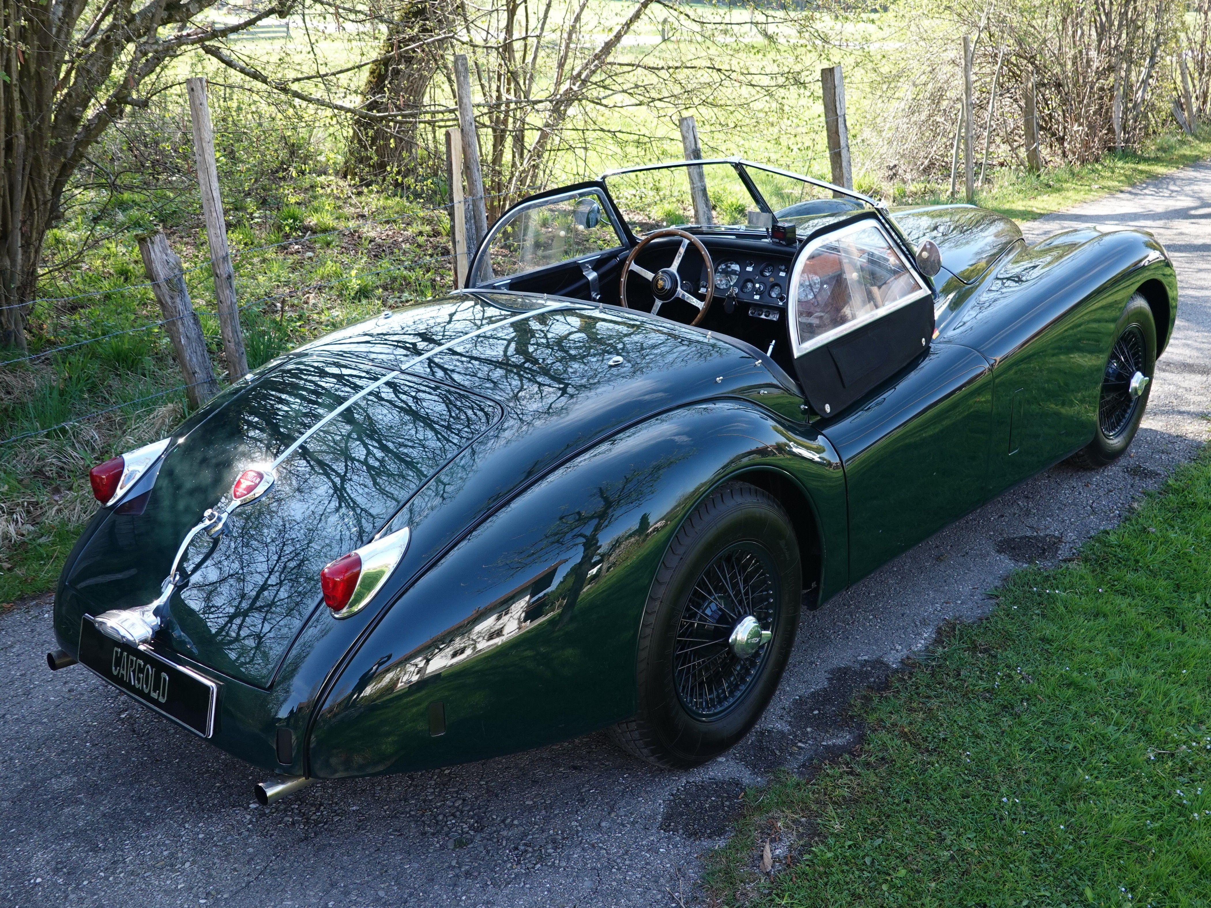 1956 Jaguar XK 140 – SE OTS, – perfekt – | Classic Driver Market