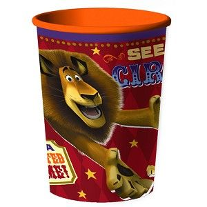 Madagascar 2 Beverage Napkins