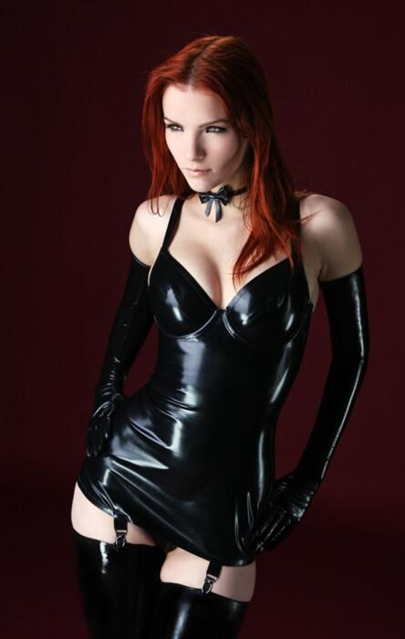 KARIN: Latex Redhead Toy
