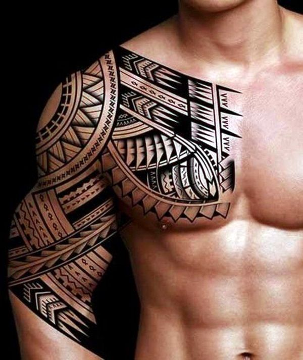 45 Meaningful Hawaiian Tattoos Designs You shouldn't miss