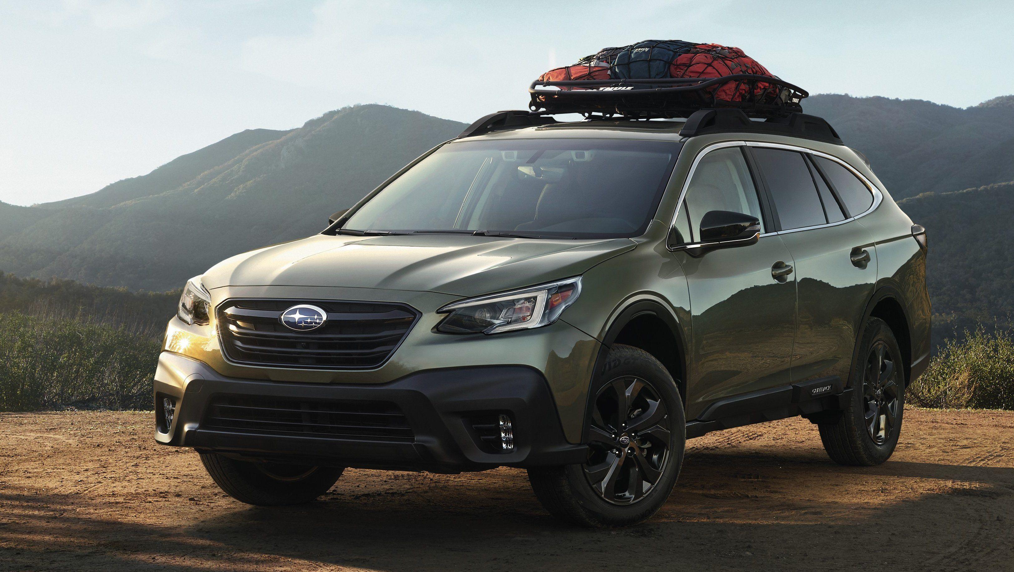 2020 Subaru Outback Turbo Hybrid (With images) Subaru