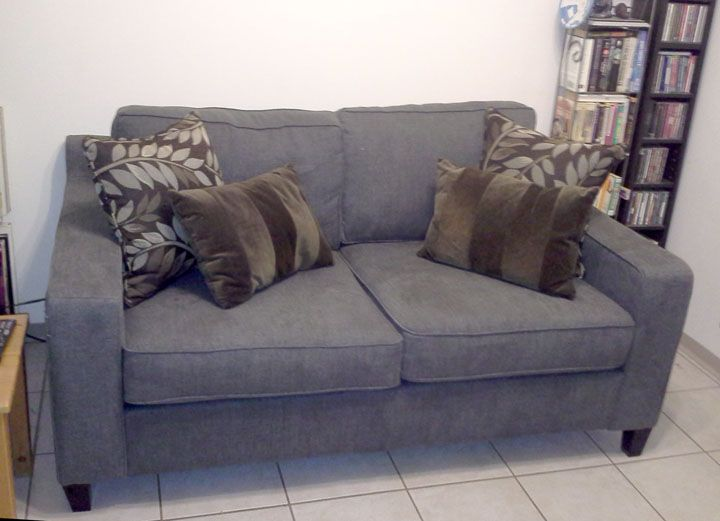 Durango 52 Inch Loveseat At Home Sofas Loveseats And Chairs