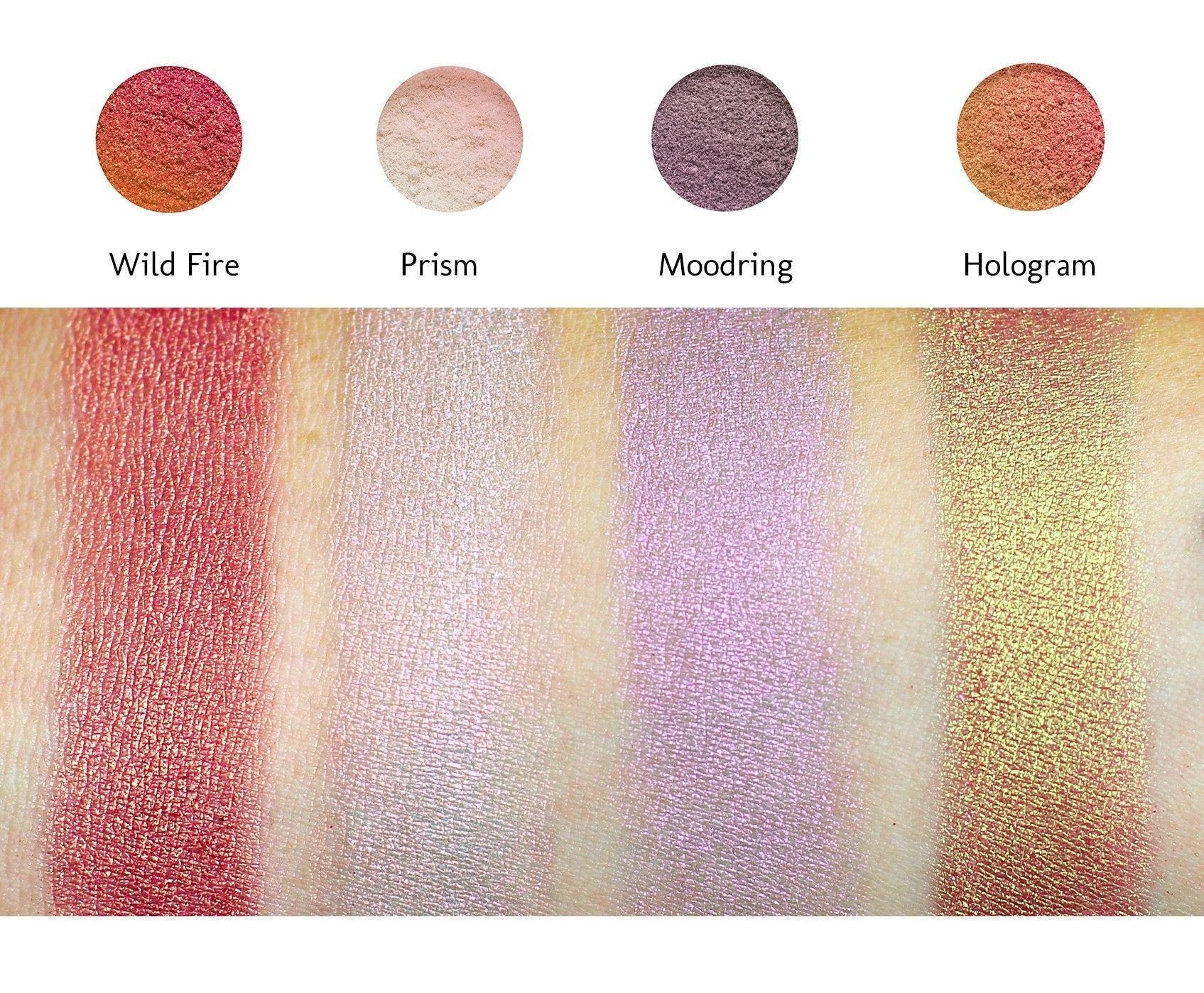 Kaleidoscope Makeup Geek Makeup Geek Pigment Duochrome Hologram