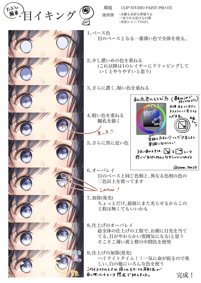 方 の な 描き 綺麗 目 綺麗な「美人眉毛」の描き方&整え方!【メイクのプロ監修】 |