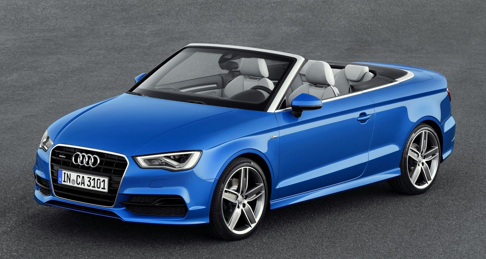 2017 Audi A3 Convertible Price Specs Review