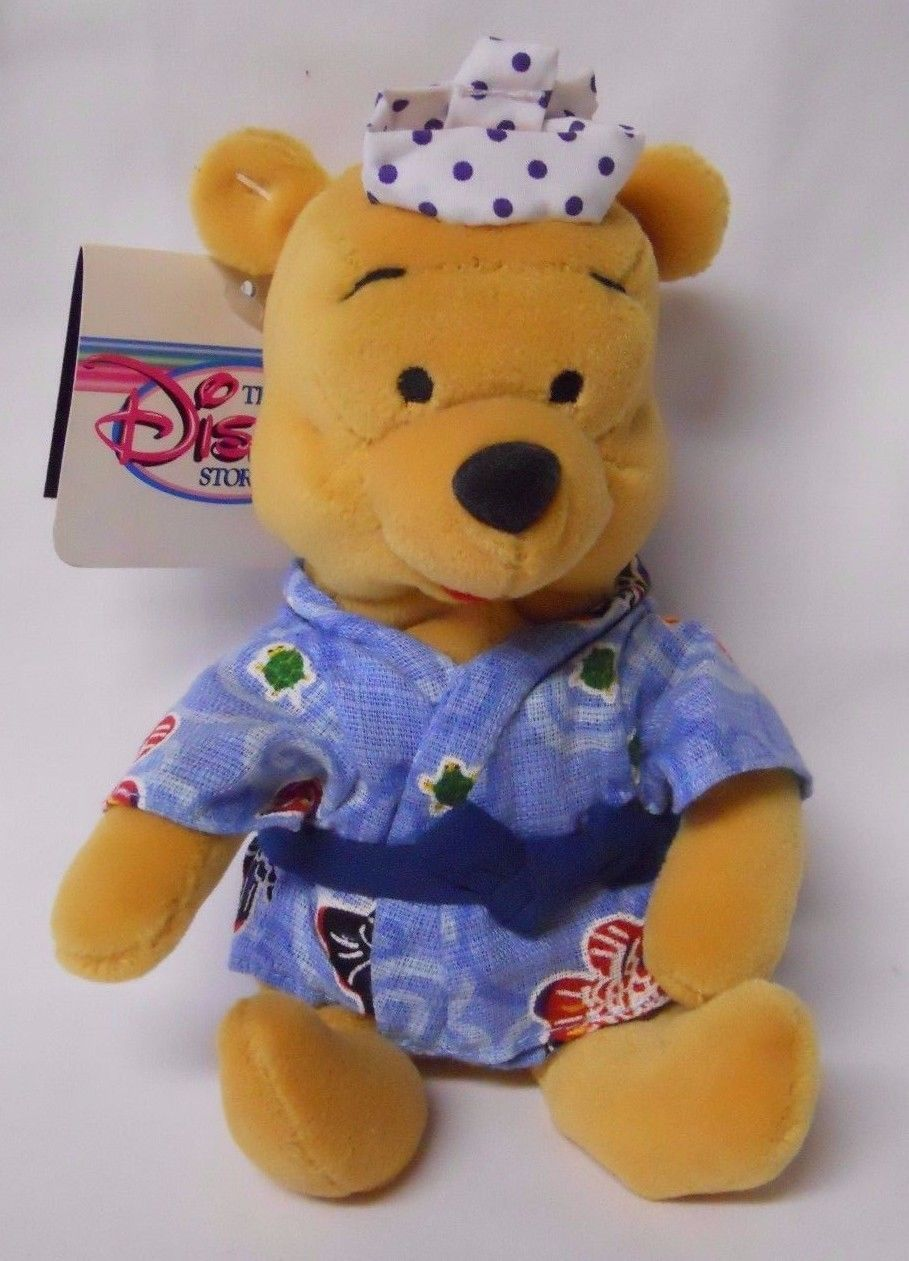 Wondrous Disney 439 The Disney Store Japanese Winnie The Pooh Bean Ncnpc Chair Design For Home Ncnpcorg