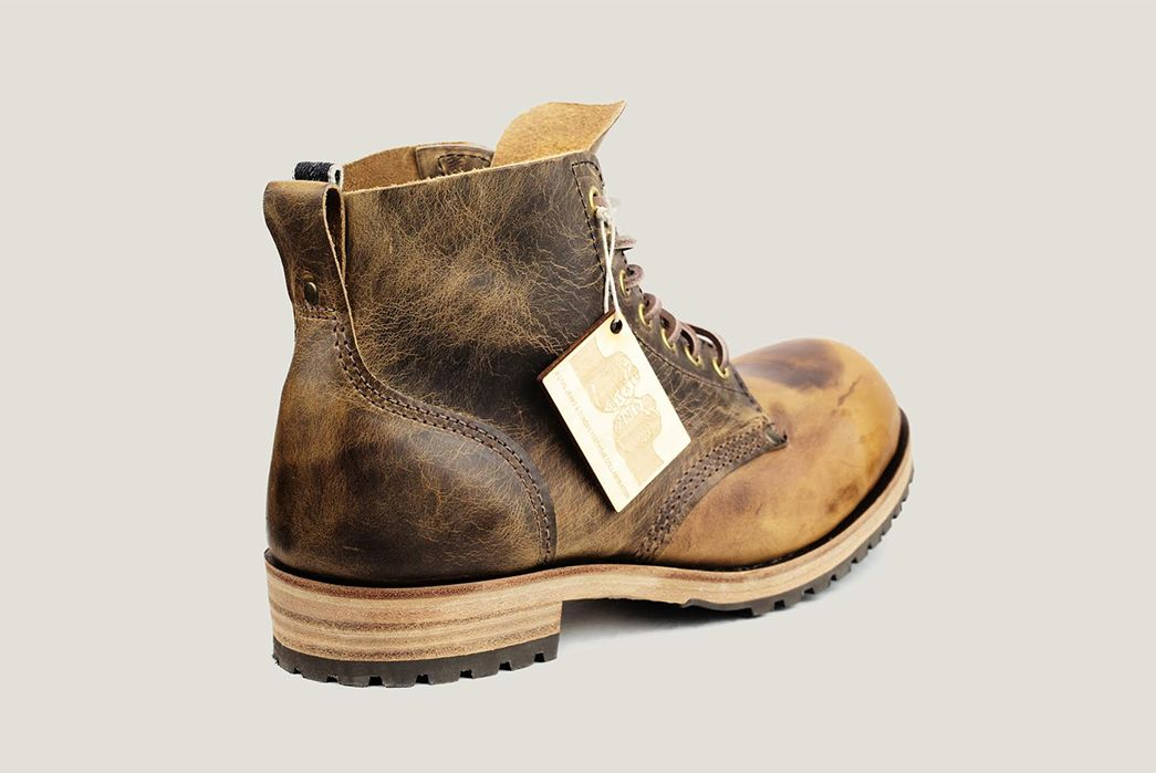 Edition BootsWilliam Livid Dundas X Jeans Limited And 7gf6by