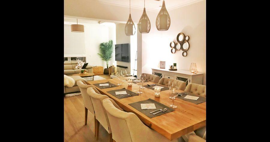 Décoration Salon - salle à manger 45m2 salon - salle à manger
