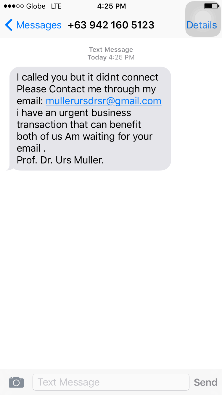 Pin by Maria M  M C  on Text Scam and Spam   Text messages