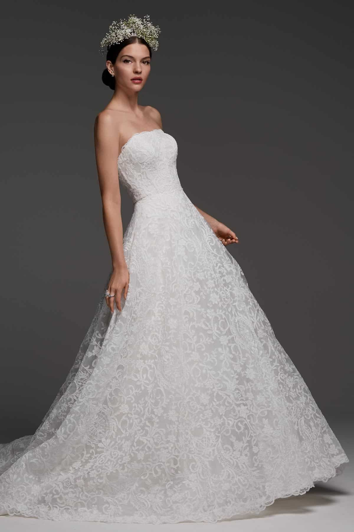 Watters brides wedding dresses spring amanda pinterest