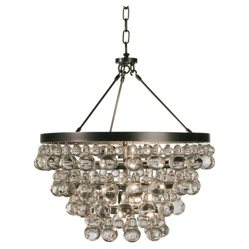 Robert Abbey Chandelier, Contemporary Chandelier, Bling S1000 Chandelier 20x25