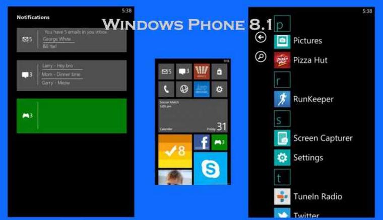 New Lg D635 Running Windows Phone 8 1 Pops Up At Adduplex